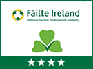 Failte Ireland 4 Star Approved Bed and Breakfast